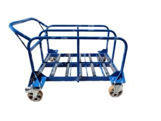 wózki transportowe do akumulatorów
